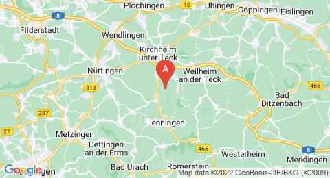 map of Hohenbol (Germany)