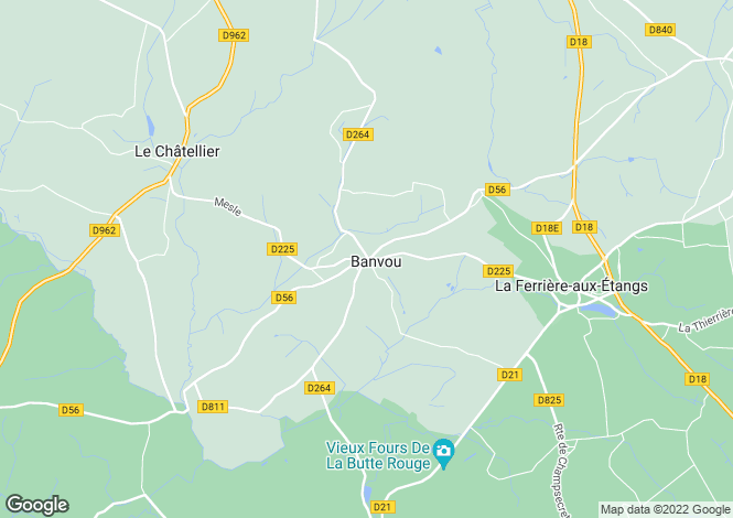 Map for FLERS
