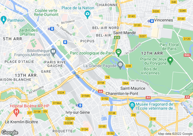 Map for Paris, Paris, Paris-Isle of France