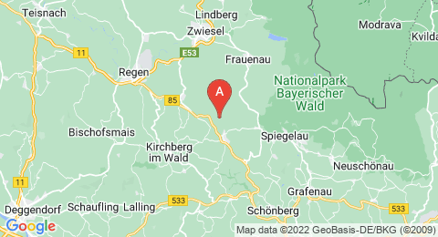 map of Gsengetstein (Germany)