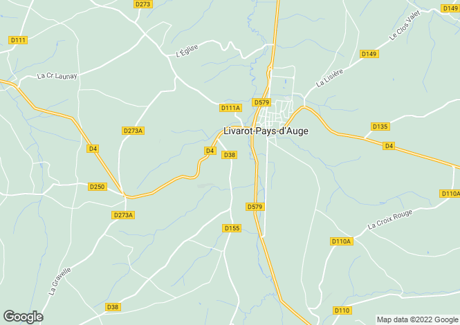 Map for le-mesnil-bacley, Calvados, France