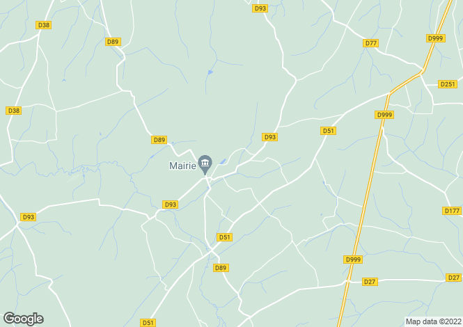 Map for 50750 SOULLES, Manche, France
