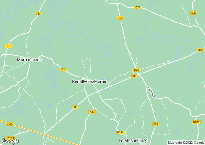 Map for Remilly-sur-Lozon, Manche, Normandy