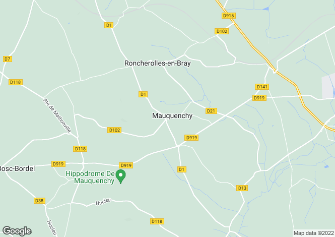 Map for mauquenchy, Seine-Maritime, France