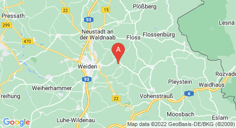 map of Geissleite (Germany)