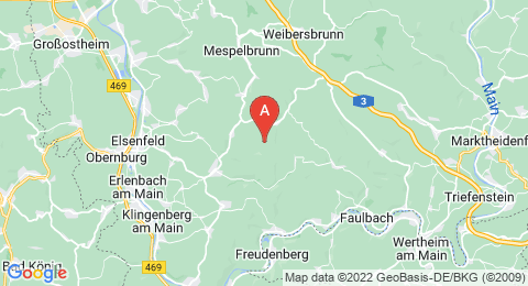 map of Geishöhe (Germany)