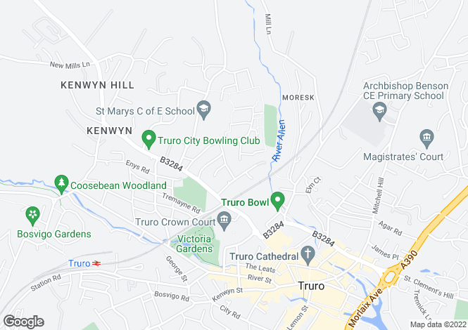 Land Registry Tr1 >> House Prices in Copes Gardens, Truro, Cornwall, TR1