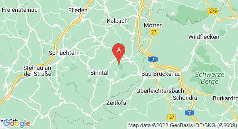 map of Stoppelsberg (Germany)