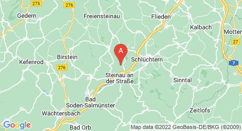 map of Devil's Cave (2) (Germany)