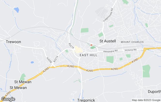 Map for Liddicoat & Company, St Austell