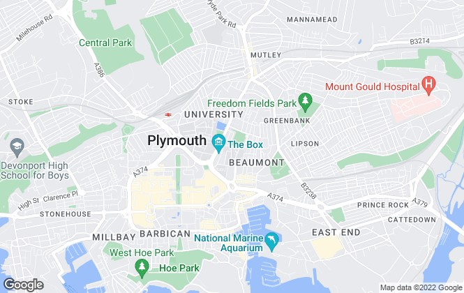 Map for A Home After Home, Plymouth