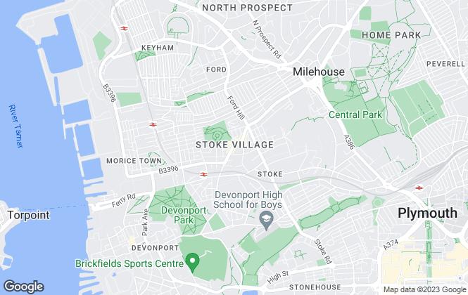 Map for Cross Keys Estate Agents Ltd, Stoke