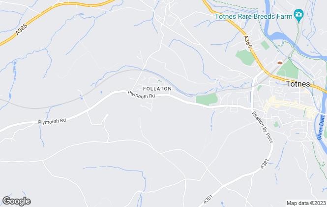 Map for West Devon Borough Council, South Hams District Council