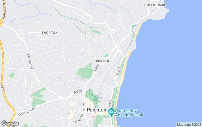 Map for Business Xchange, Business Xchange, Devon