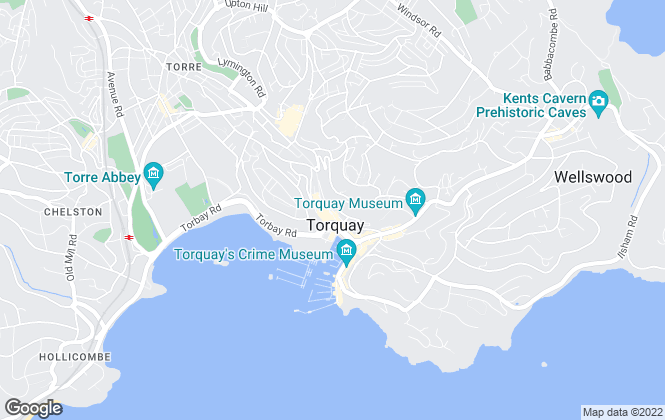 Map for I Move Estate Agents, Torquay