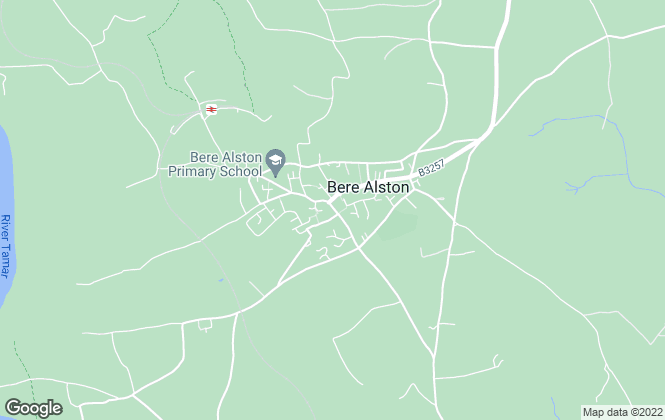 Map for Mansbridge Balment, Bere Alston