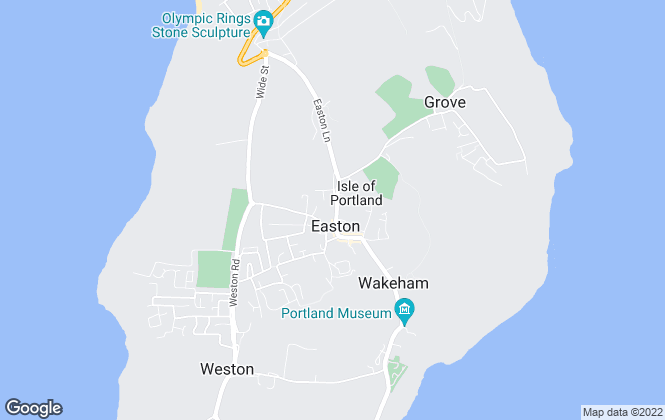 Map for Real Estate Bureau, Portland