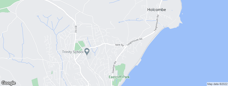 Map for Bovis Homes South West