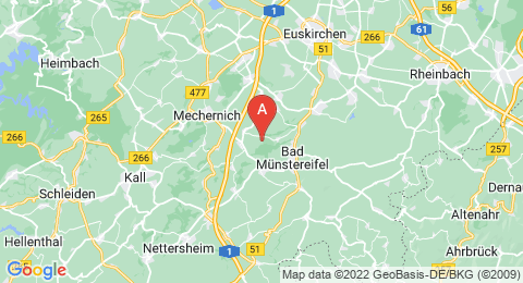 map of Stockert (Germany)