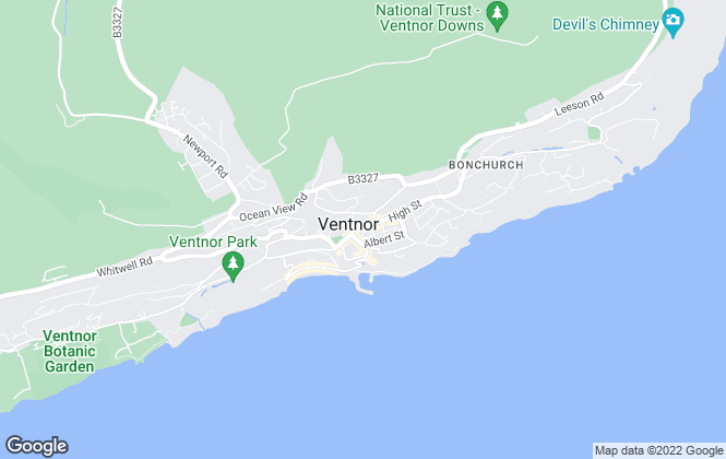 Map for 01 Estate Agents, Isle of Wight