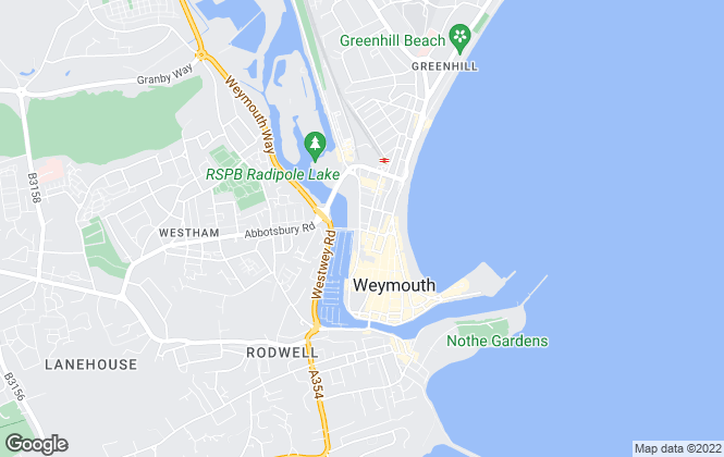 Map for Wilson Tominey Estate Agents, Weymouth