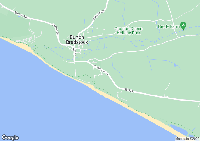 Map for Hive Close, Burton Bradstock, Bridport, DT6 4RQ