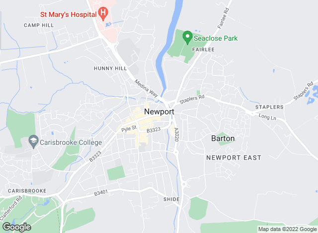 Map for Watson Bull & Porter Lettings, Newport Lettings