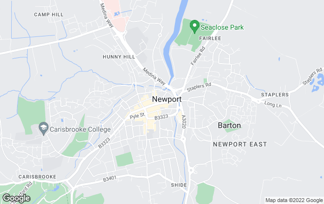 Map for HRD RESIDENTIAL LETTINGS, Newport - Lettings