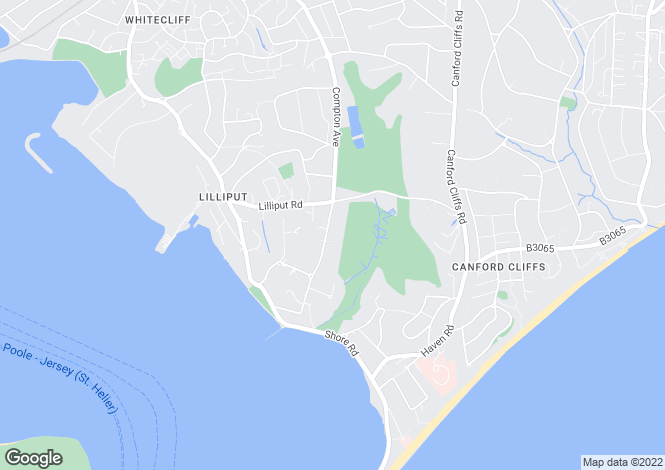 Map for Bingham Avenue,