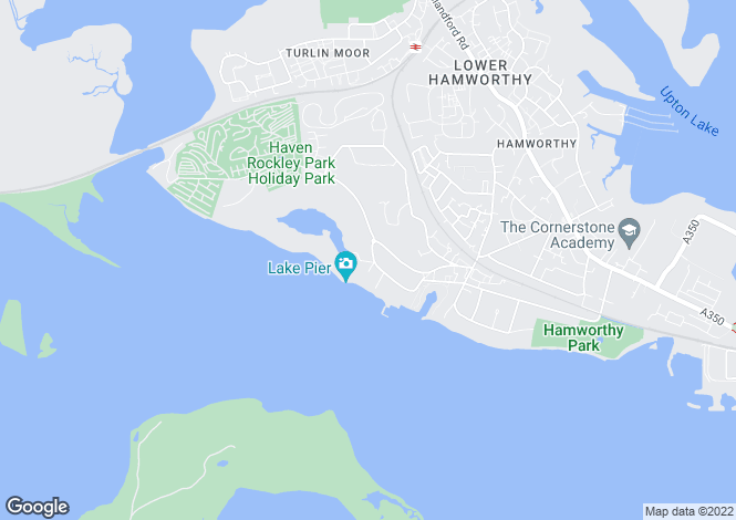 Map for Lake Drive,