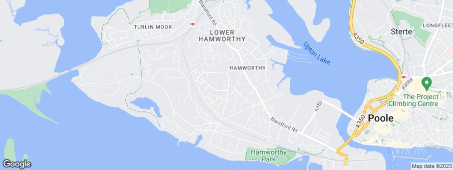 Map for Barratt Homes