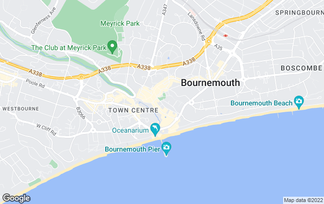 Map for Leaders, Bournemouth