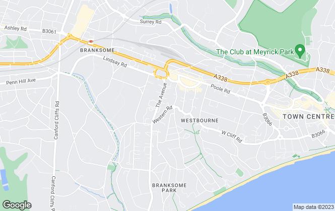 Map for Artisan Estate Agents, Dorset