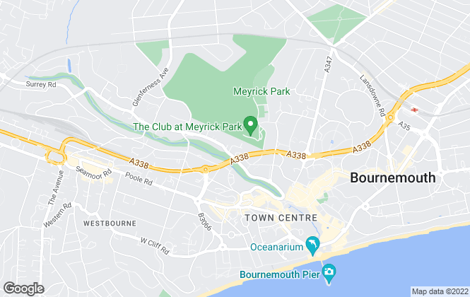 Map for Abacus Homes , Southbourne