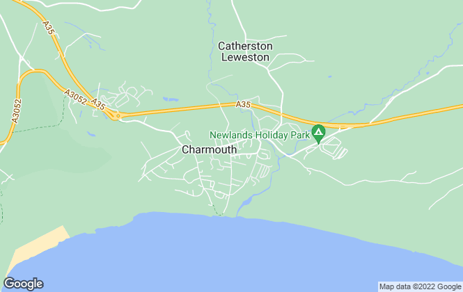 Map for Fortnam Smith & Banwell, Charmouth