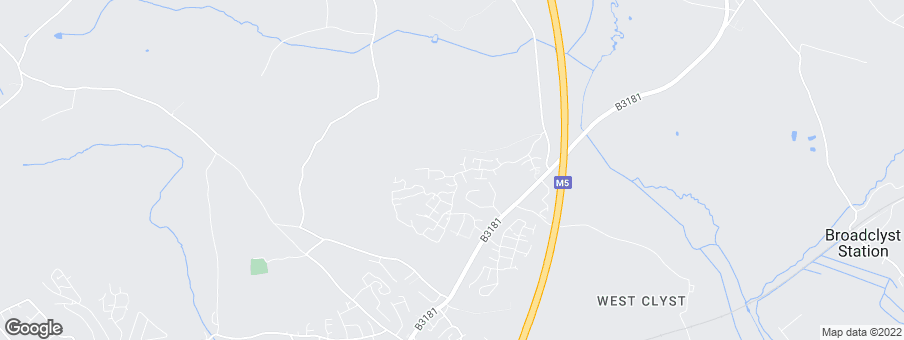 Map for Redrow Homes (West Country)
