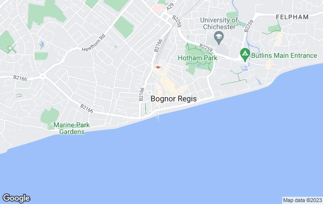 Map for Leaders, Bognor Regis