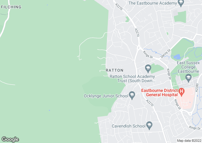 Map for Ratton