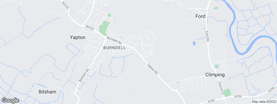 Map for Bovis Homes South East