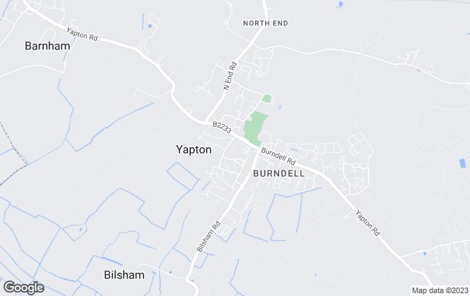 Map for Hobdens, Yapton