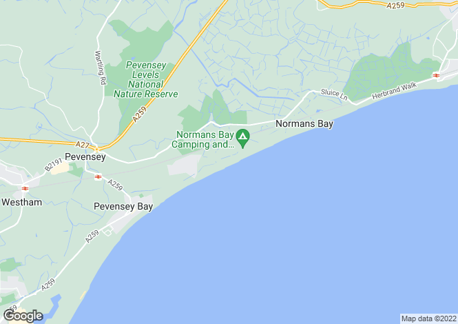 Map for Coast Road,