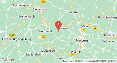 map of Störner (Germany)
