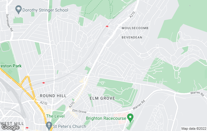 Map for Big Yellow Self Storage Co Ltd, Big Yellow Brighton