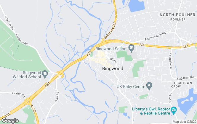 Map for Goadsby, Ringwood- Sales