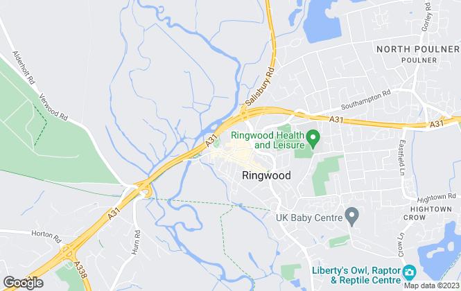 Map for Grants Of Ringwood, Ringwood