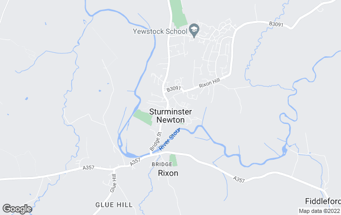 Map for Symonds & Sampson, Sturminster Newton