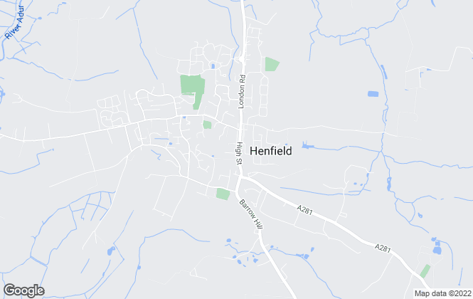 Map for Stevens, Henfield - Lettings