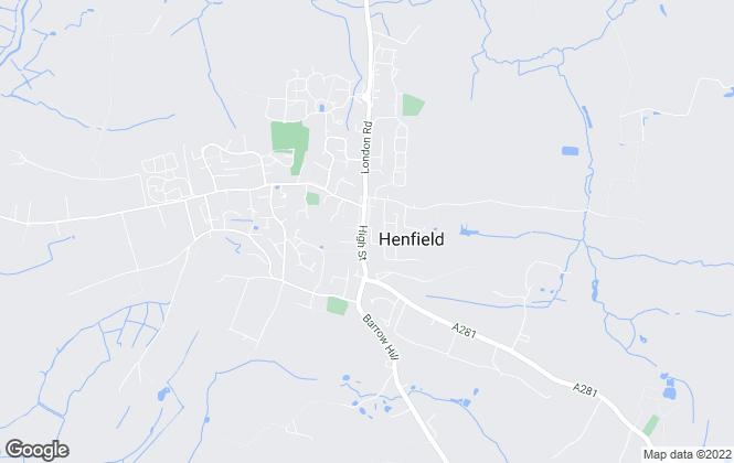 Map for Marcus Grimes, Henfield