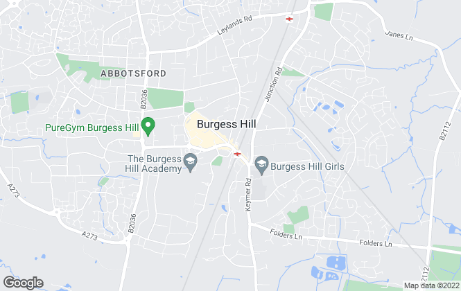 Map for Sterling Property Services, Burgess Hill