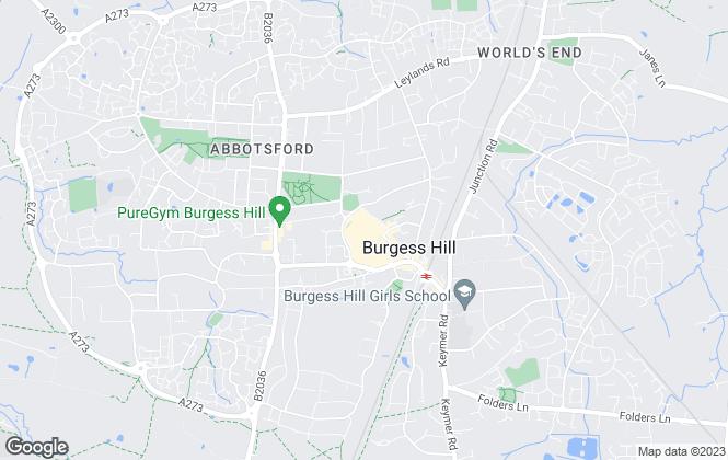 Map for Newriver Reit (UK) Limited, Martlets Shopping Centre